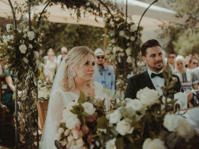 Il matrimonio di Max e Caroline a Roma, Roma 60