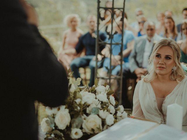 Il matrimonio di Max e Caroline a Roma, Roma 61
