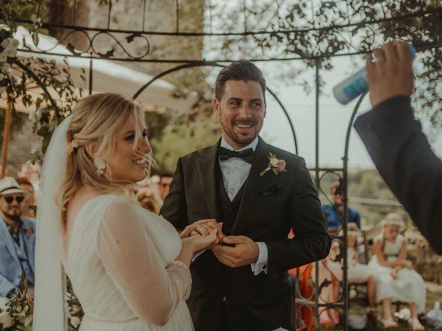 Il matrimonio di Max e Caroline a Roma, Roma 73