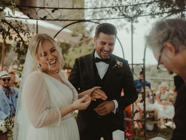 Il matrimonio di Max e Caroline a Roma, Roma 74
