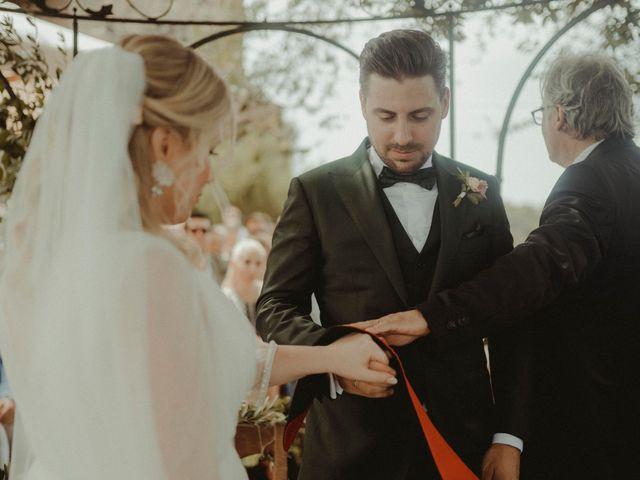 Il matrimonio di Max e Caroline a Roma, Roma 76