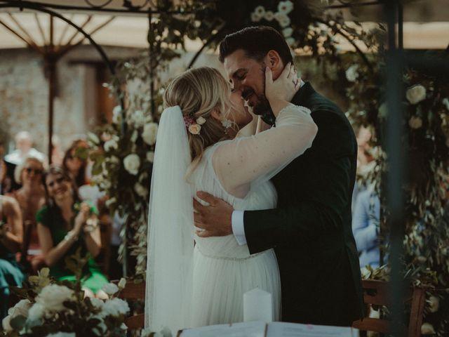 Il matrimonio di Max e Caroline a Roma, Roma 80