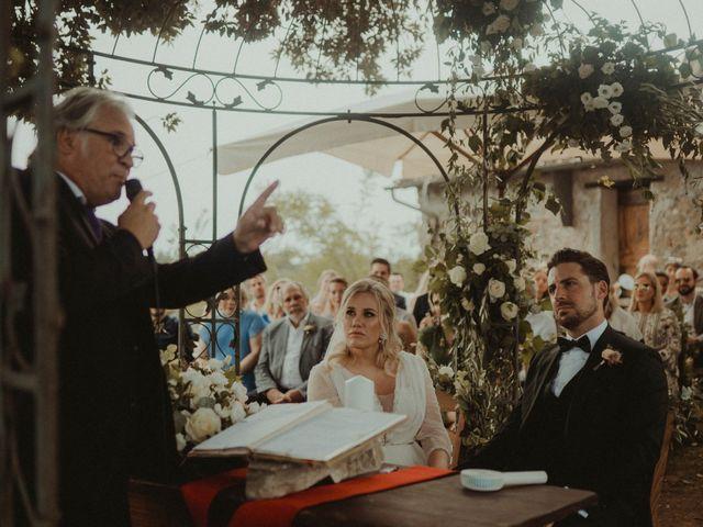 Il matrimonio di Max e Caroline a Roma, Roma 82