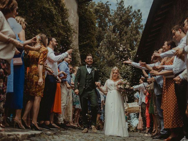 Il matrimonio di Max e Caroline a Roma, Roma 85