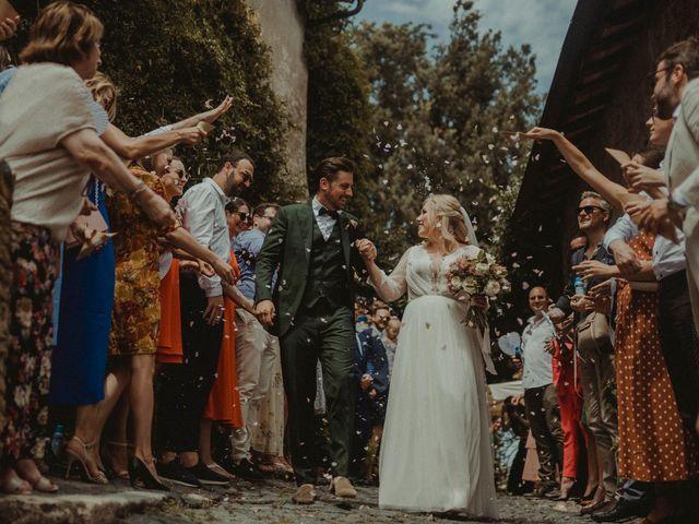 Il matrimonio di Max e Caroline a Roma, Roma 86