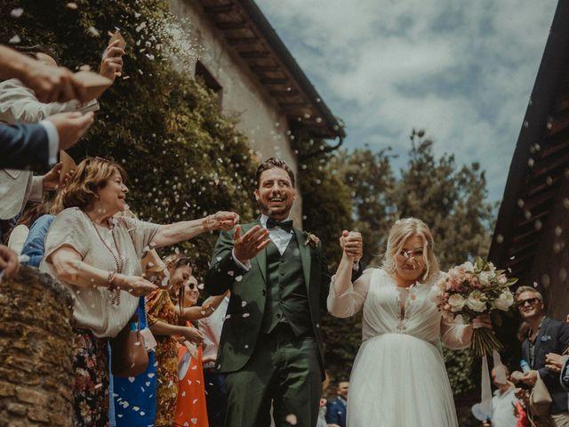 Il matrimonio di Max e Caroline a Roma, Roma 88