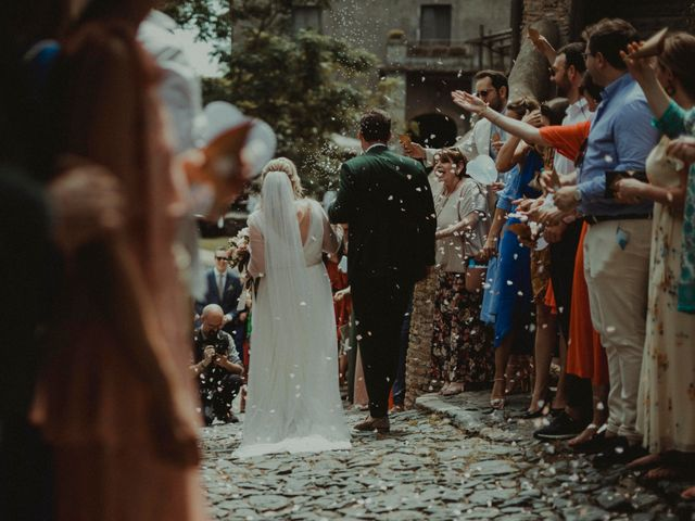 Il matrimonio di Max e Caroline a Roma, Roma 89