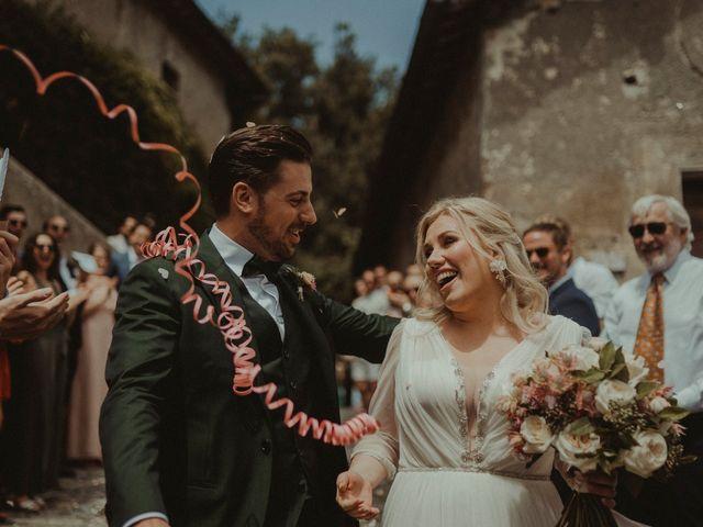 Il matrimonio di Max e Caroline a Roma, Roma 91