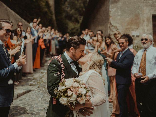 Il matrimonio di Max e Caroline a Roma, Roma 92