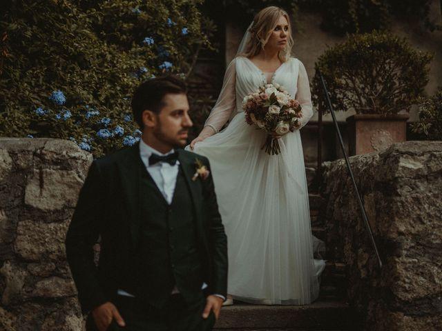Il matrimonio di Max e Caroline a Roma, Roma 128