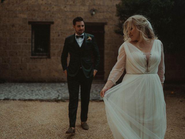 Il matrimonio di Max e Caroline a Roma, Roma 134