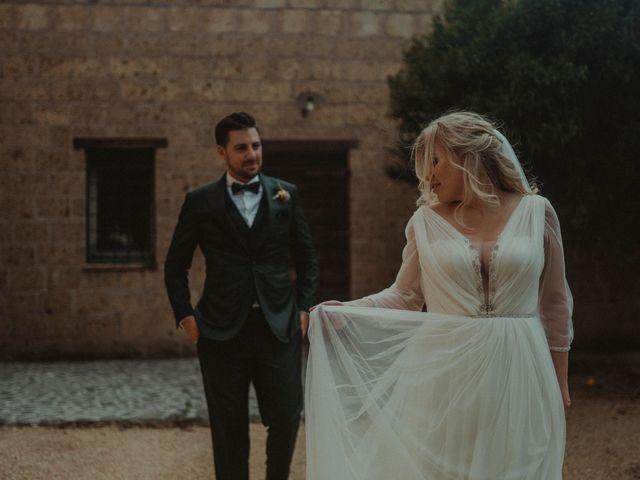 Il matrimonio di Max e Caroline a Roma, Roma 135