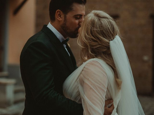 Il matrimonio di Max e Caroline a Roma, Roma 149