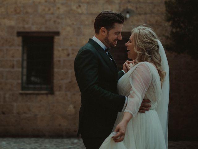 Il matrimonio di Max e Caroline a Roma, Roma 150