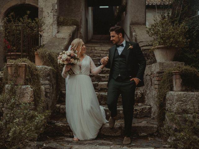 Il matrimonio di Max e Caroline a Roma, Roma 158