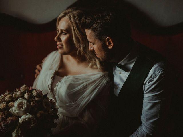 Il matrimonio di Max e Caroline a Roma, Roma 182