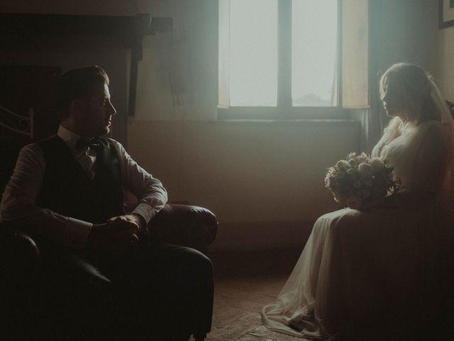 Il matrimonio di Max e Caroline a Roma, Roma 190