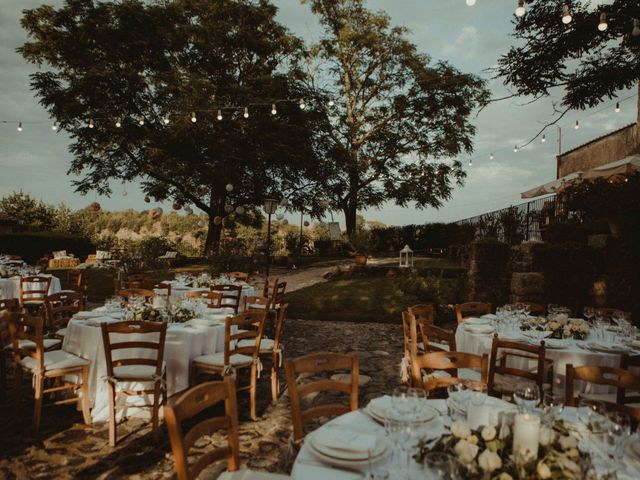 Il matrimonio di Max e Caroline a Roma, Roma 215