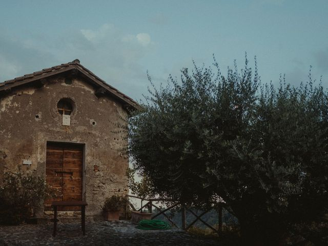 Il matrimonio di Max e Caroline a Roma, Roma 230