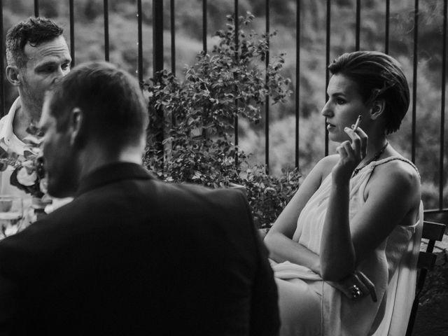 Il matrimonio di Max e Caroline a Roma, Roma 231