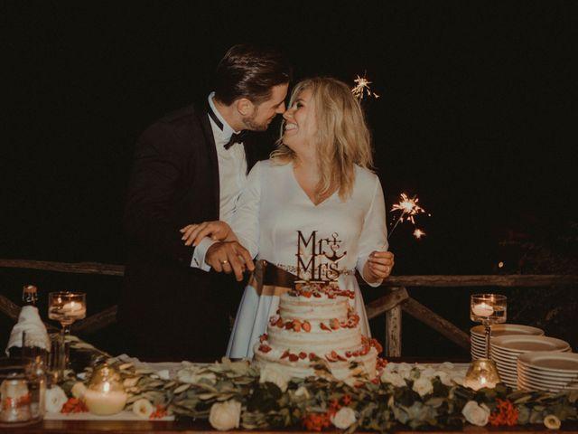 Il matrimonio di Max e Caroline a Roma, Roma 261