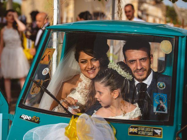 Il matrimonio di Giovanna e Antonio a Licata, Agrigento 30