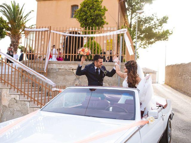 Il matrimonio di Giovanna e Antonio a Licata, Agrigento 32