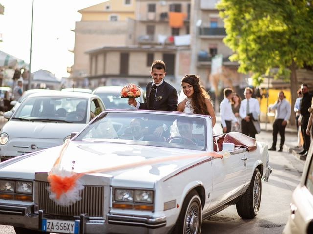 Il matrimonio di Giovanna e Antonio a Licata, Agrigento 36