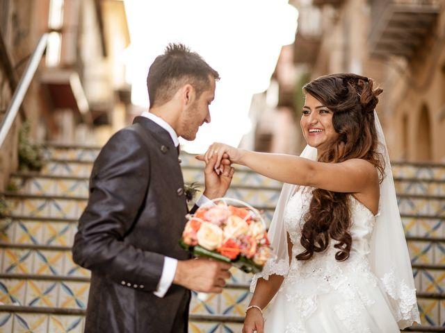 Il matrimonio di Giovanna e Antonio a Licata, Agrigento 37