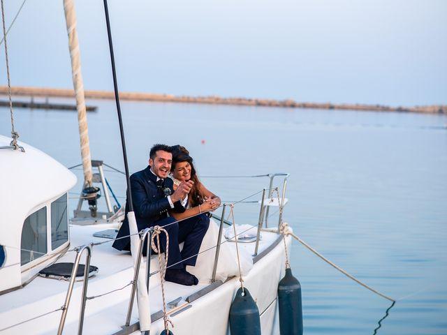 Il matrimonio di Giovanna e Antonio a Licata, Agrigento 44