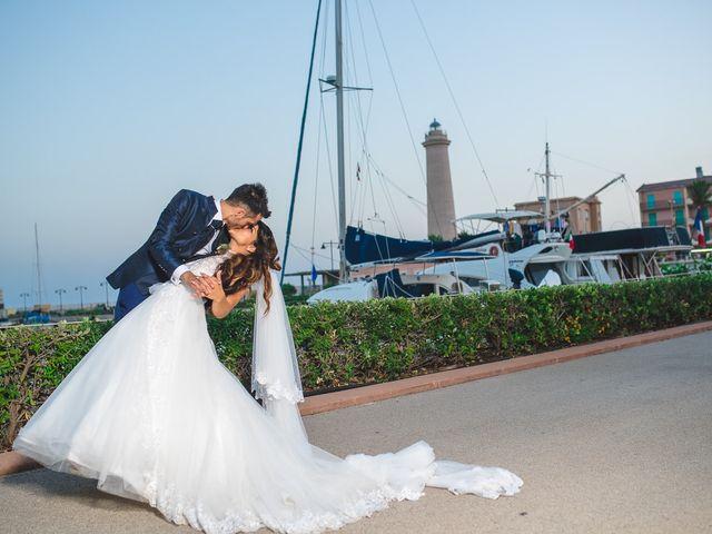 Il matrimonio di Giovanna e Antonio a Licata, Agrigento 45
