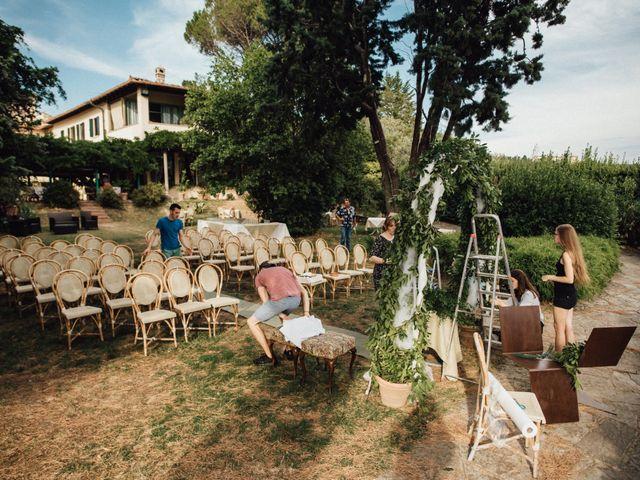 Il matrimonio di Amir e Marina a Firenze, Firenze 13