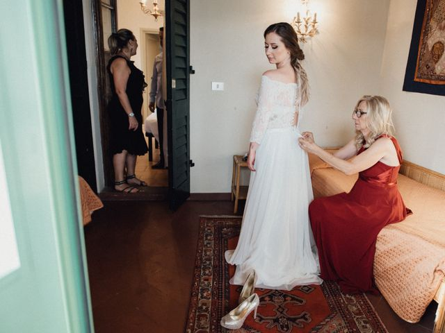 Il matrimonio di Amir e Marina a Firenze, Firenze 17