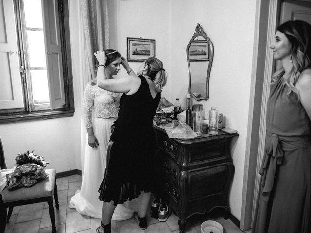 Il matrimonio di Amir e Marina a Firenze, Firenze 18