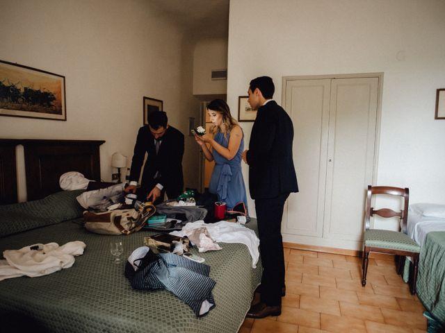 Il matrimonio di Amir e Marina a Firenze, Firenze 19