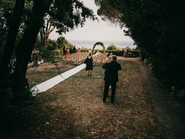 Il matrimonio di Amir e Marina a Firenze, Firenze 20