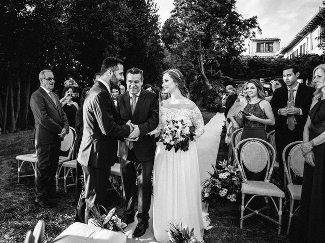 Il matrimonio di Amir e Marina a Firenze, Firenze 38