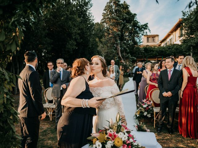 Il matrimonio di Amir e Marina a Firenze, Firenze 39