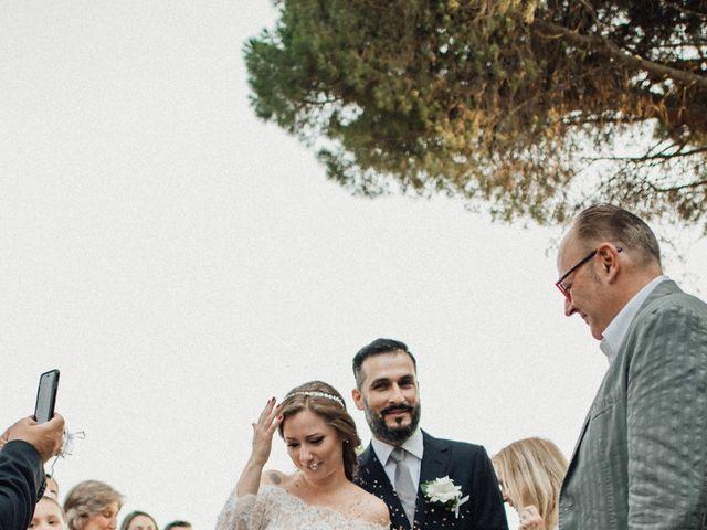 Il matrimonio di Amir e Marina a Firenze, Firenze 49