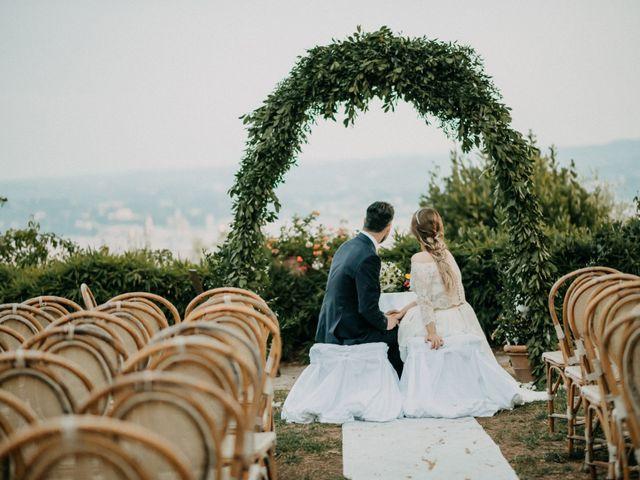 Il matrimonio di Amir e Marina a Firenze, Firenze 57