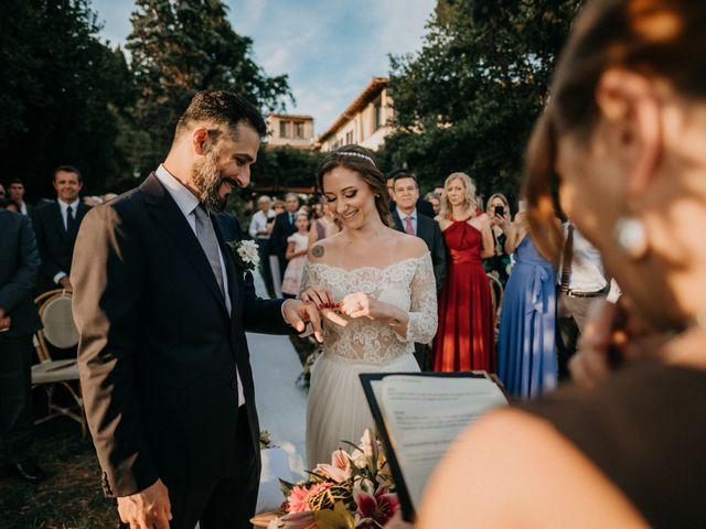 Il matrimonio di Amir e Marina a Firenze, Firenze 45