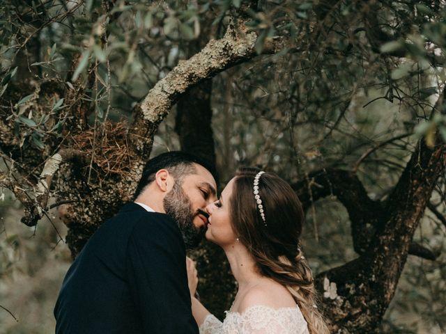 Il matrimonio di Amir e Marina a Firenze, Firenze 53