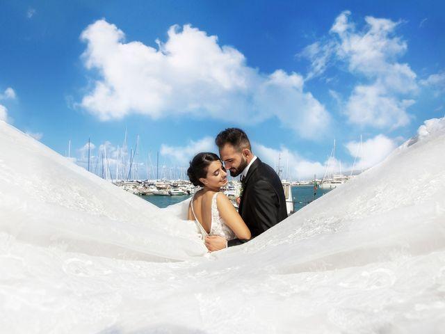 Le nozze di Antonio e Chiara