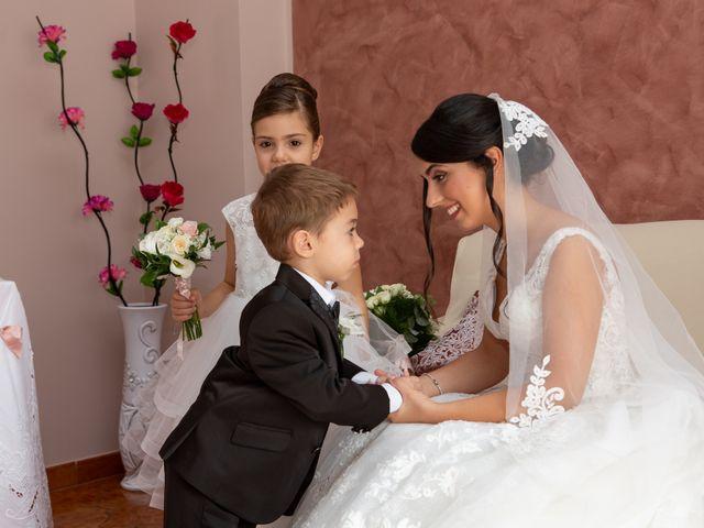 Il matrimonio di Chiara e Antonio a Patti, Messina 12