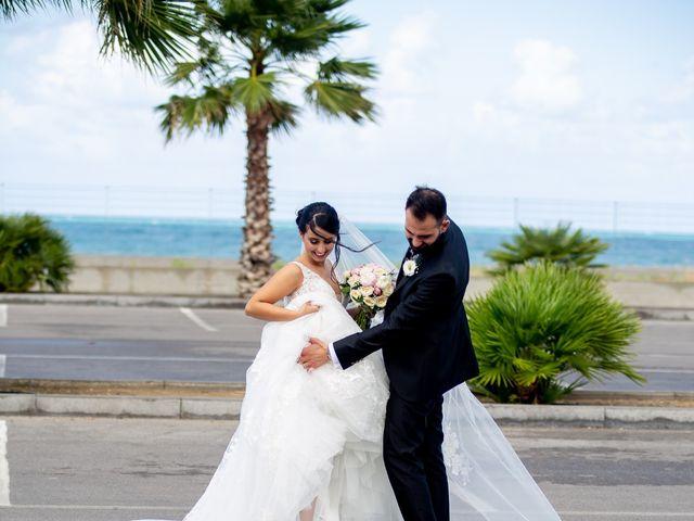Il matrimonio di Chiara e Antonio a Patti, Messina 32