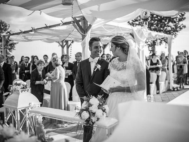 Il matrimonio di Domenico e Valentina a Falerna, Catanzaro 21