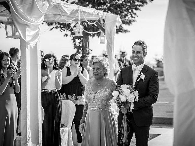 Il matrimonio di Domenico e Valentina a Falerna, Catanzaro 24
