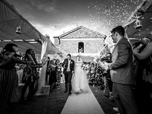 Il matrimonio di Domenico e Valentina a Falerna, Catanzaro 25