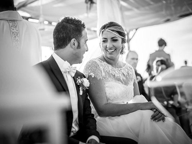 Il matrimonio di Domenico e Valentina a Falerna, Catanzaro 32