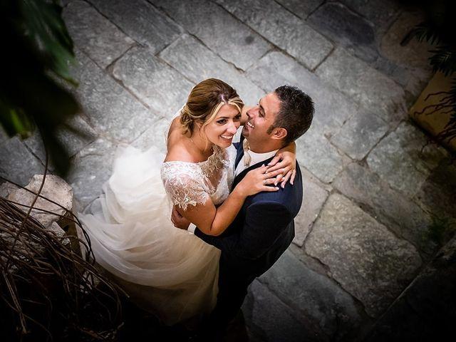 Il matrimonio di Domenico e Valentina a Falerna, Catanzaro 35